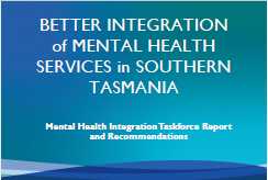Mental Health Southern Integration Taskforce Report